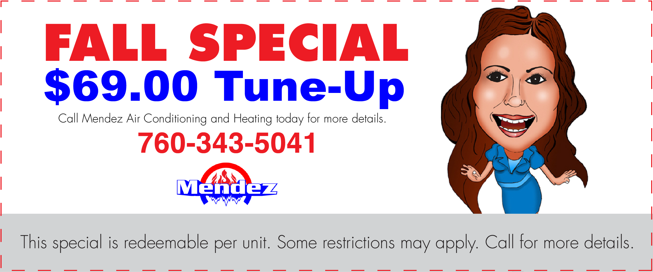 tune-up, fall special